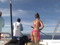 009 Fishing with Luiza
