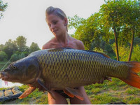 009 A&A carp team and family. Семейный карпфиш