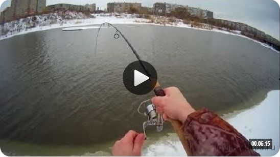 видео рыбалка весной на спиннинг щука видео